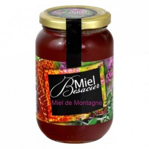 Mountain honey from Spain 500 g