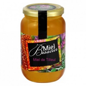 Miel tilleul de Roumanie 500 g