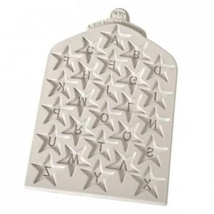 Moule Katy Sue alphabet étoile