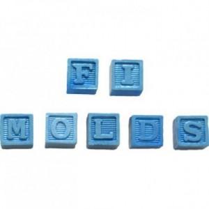 Moule silicone First Impression alphabet 26 lettres en 3D