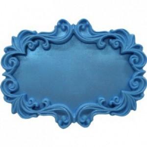 Moule silicone First Impression médaillon 5,7 x 6,9 x 0,3 cm