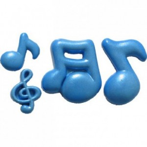 FI Molds Musical Notes