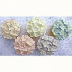 Karen Davies Cupcake Top Mould Hydrangea