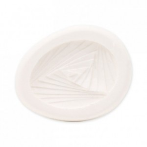 Moule silicone Squires Kitchen Oval par Sarah Joyce