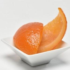 Candied orange peel quarters 1 kg