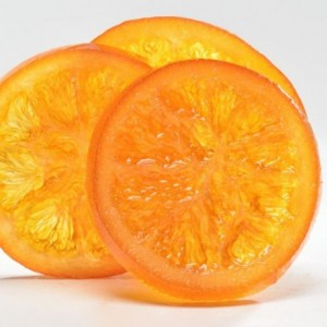 Candied orange slices 1 kg