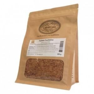 Pailleté Feuilletine pur beurre brisures de crêpes dentelles 250 g
