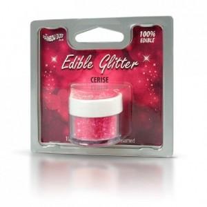 RD Edible Glitter Cerise 5g