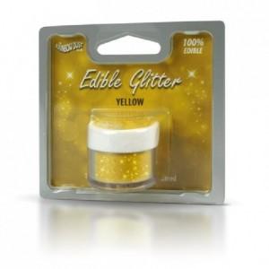 RD Edible Glitter Yellow 5g