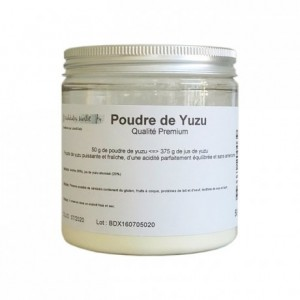 Premium Yuzu juice powder 50 g