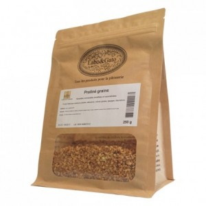 Praliné grains noisettes 50% 250 g