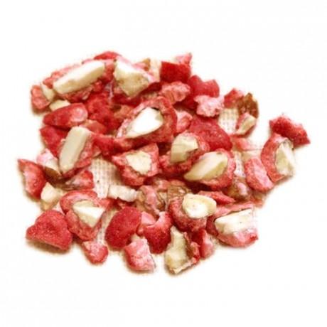 Pralines roses amande 15% concassées 5 kg