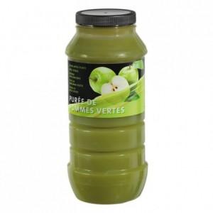 Purée de pommes vertes 1 kg