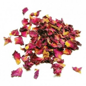 Rose pétales 100 g