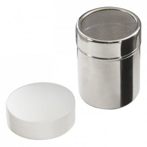 Stainless steel mesh sugar shaker