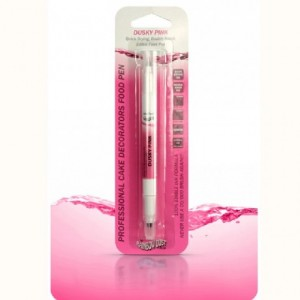RD Professional Double sided Food Pen Dusky Pink No IPA