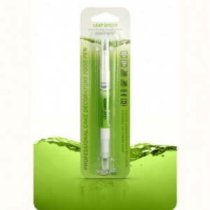 RD Professional Double sided Food Pen Leaf Green No IPA