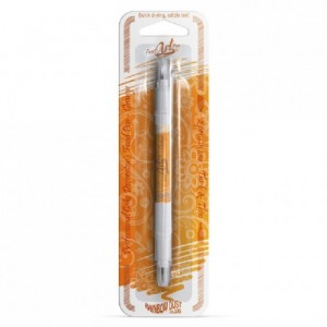 RD Professional Double sided Food Pen Orange No IPA