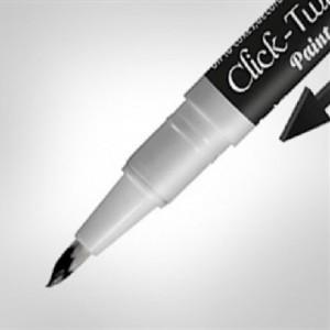 RD Paint It! Click-Twist Brush Black