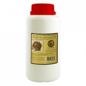 Sucre pétillant enrobé de chocolat au lait 1 kg