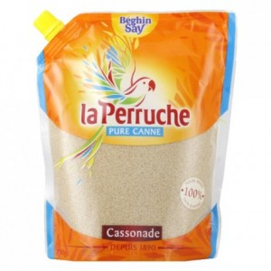 Brown sugar La Perruche 1 kg