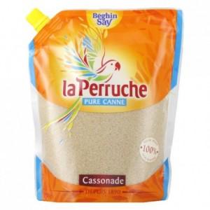 Sucre roux cassonade La Perruche 750 g