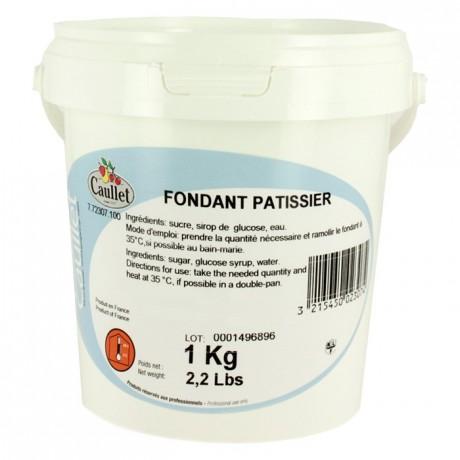 Fondant blanc pâtissier 1 kg