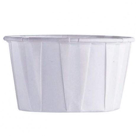 Caissettes à cupcakes Wilton blanc (lot de 24)