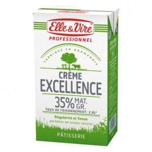 Crème Excellence 35% 1 L