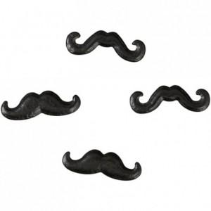 Moustaches Wilton en sucre 25 g
