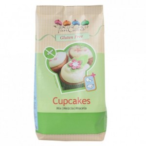 FunCakes Mix for Cupcakes, Gluten Free 500g