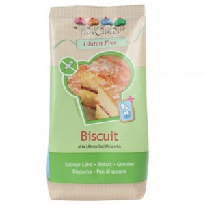 FunCakes Mix for Sponge Cake, Gluten Free 500g
