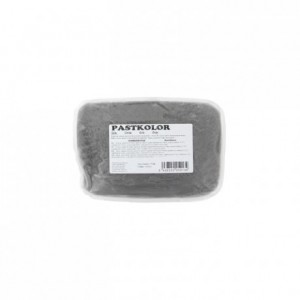 Pâte à sucre PastKolor gris 250 g
