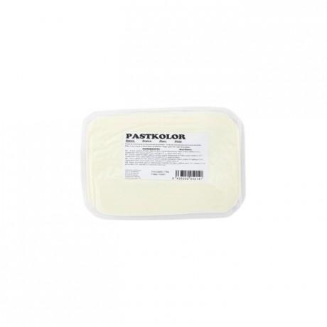 Pâte à sucre PastKolor blanc 250 g