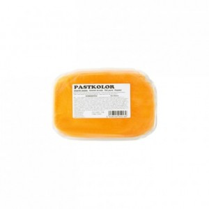 PastKolor fondant dark yellow 250 g