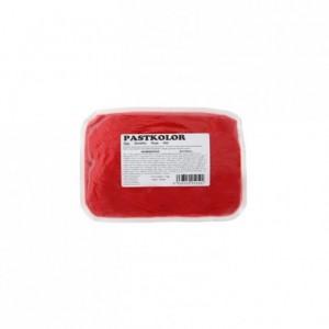 Pâte à sucre PastKolor rouge 250 g