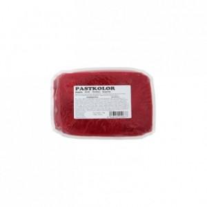 Pâte à sucre PastKolor rouge bordeaux 250 g
