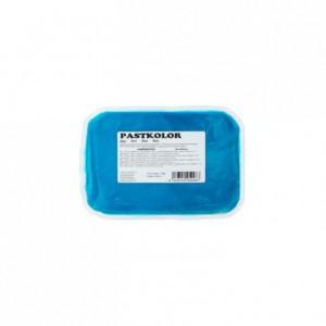 Pâte à sucre PastKolor bleu 250 g