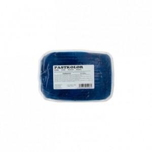 Pâte à sucre PastKolor bleu marine 250 g