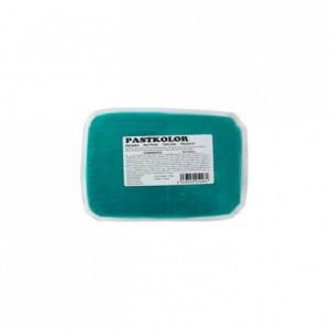 Pâte à sucre PastKolor bleu paon 250 g