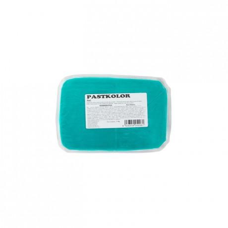 Pâte à sucre PastKolor bleu ciel 250 g