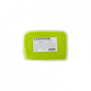 Pâte à sucre PastKolor vert fluo 250 g
