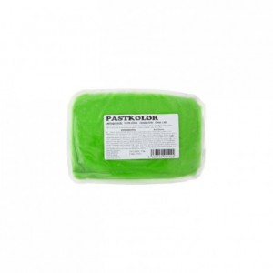 Pâte à sucre PastKolor vert salade 250 g