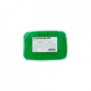 Pâte à sucre PastKolor vert 250 g