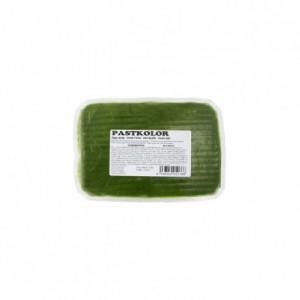 Pâte à sucre PastKolor vert feuille 250 g