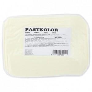 Pâte à sucre PastKolor blanc 2,5 kg