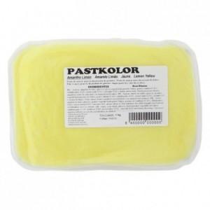 Pâte à sucre PastKolor jaune pastel 1 kg