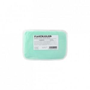 Pâte à sucre PastKolor bleu pastel 250 g