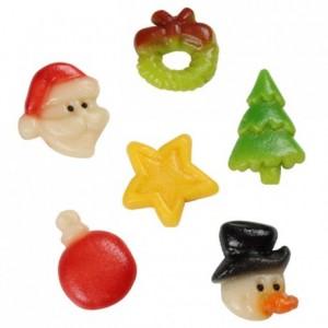 FunCakes Marzipan Christmas Assorti -Sweet- pk/12
