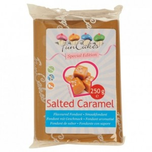 FunCakes Special Edition Flavoured Fondant -Salted Caramel-